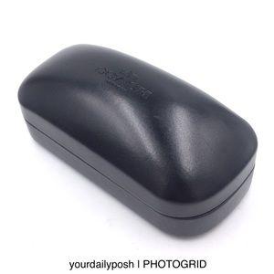 Coach black sunglasses hardshell case